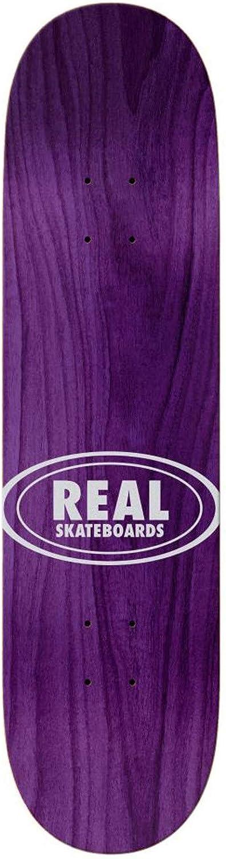 Real x HUF Hydrants Skateboard Deck 8.25
