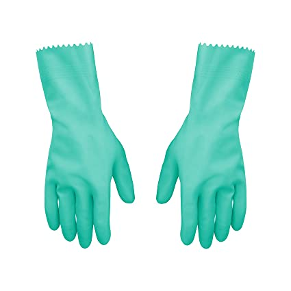 Spotzero by Milton Medium Gloves (Aqua Green)