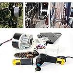 61PXemZ4szL. SS150 250 W elettrica Spazzola Motore per Bicicletta di acceleratore con Interruttore a Chiave e la Tensione della Batteria…