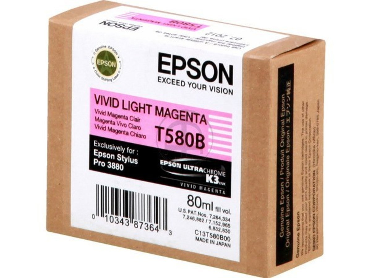 Epson Stylus Pro 3880 (T580B / C 13 T 580B00): Amazon.es: Electrónica