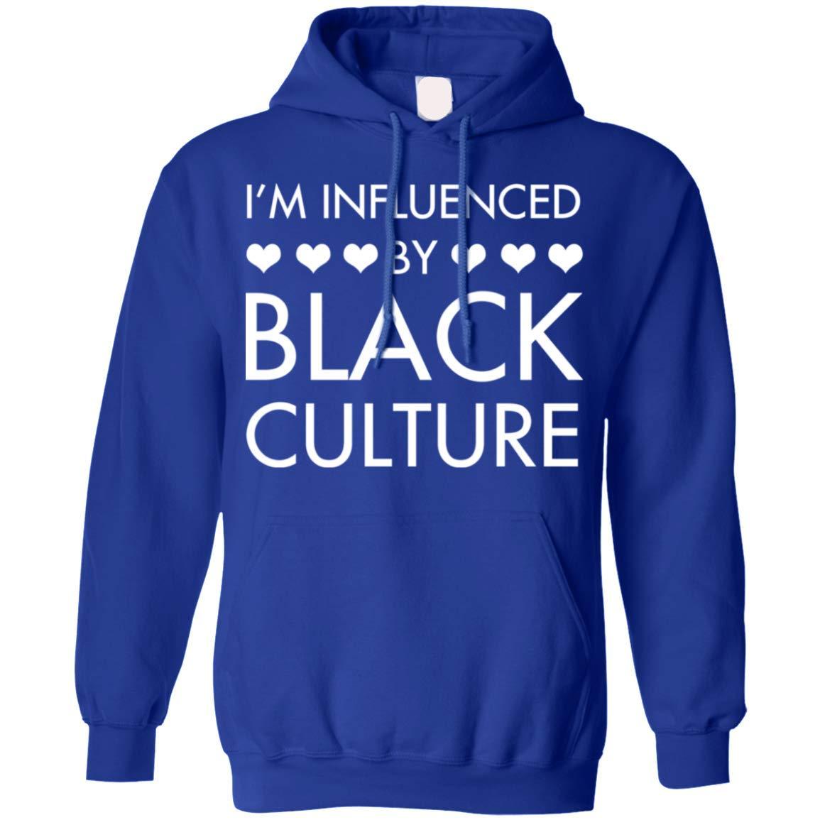 eden tee Im influenced by Black Culture Hoodie