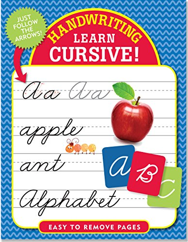Handwriting: Learn Cursive Letter Tracing Practice