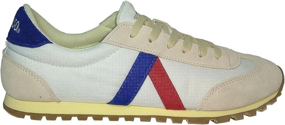 Zapatillas EL GANSO RWALKING Wash Blanca 45: Amazon.es: Zapatos y ...