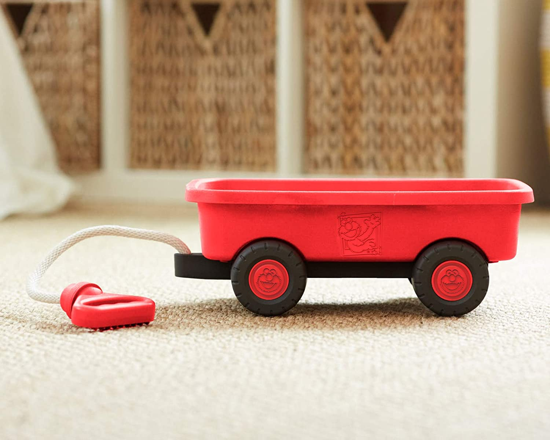Green Toys Elmos Wagon