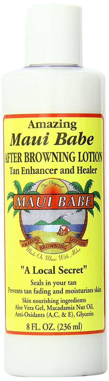 Maui Babe After browning lotion 8oz 1 Count