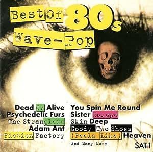 VARIOUS - BEST OF 80S WAVE-POP - C MUSIC