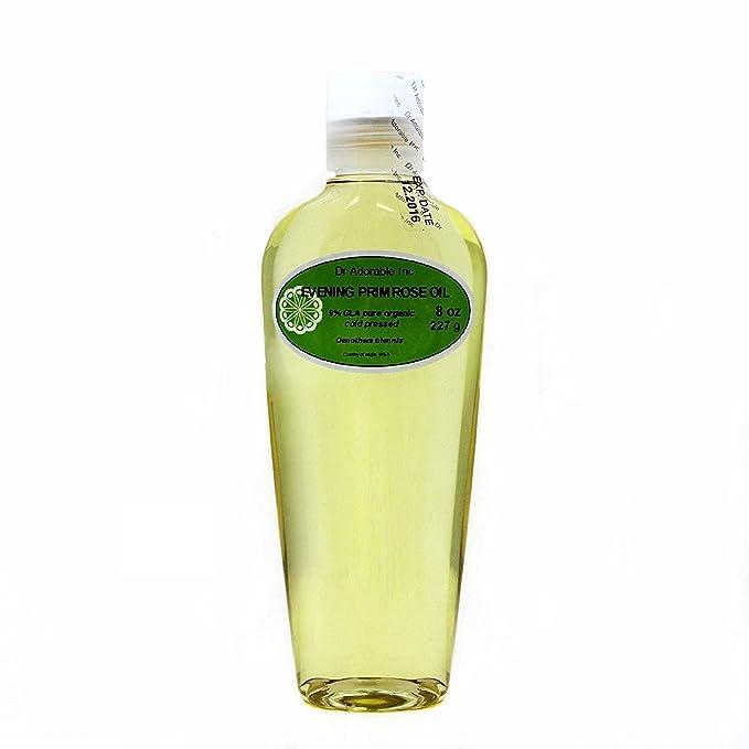 Amazon.com: Primavera (Primrose Oil 100% puro orgánico de 8 ...