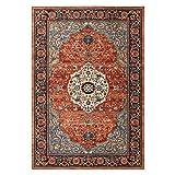 Karastan Spice Market Petra Woven Rug, 8'x11', Multi