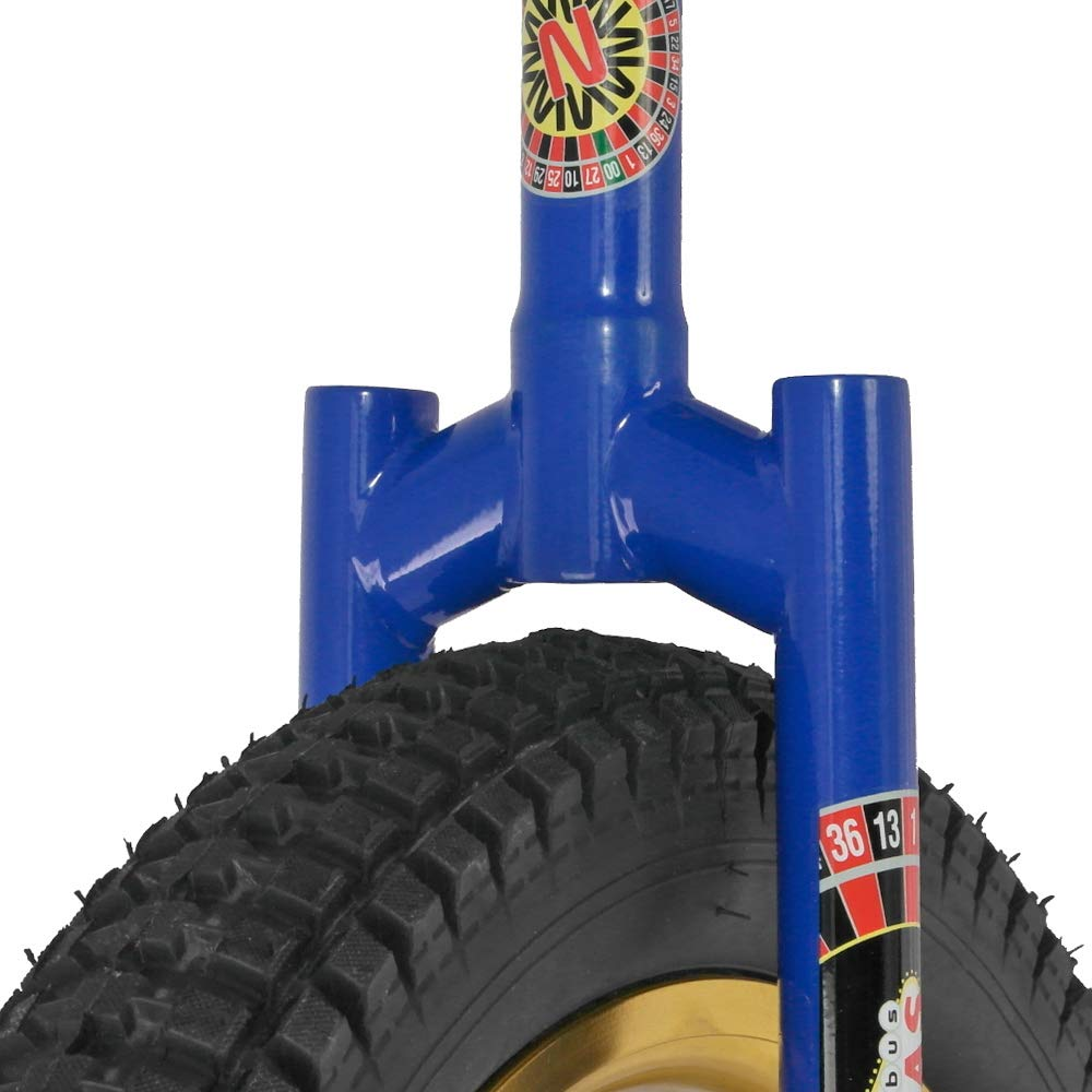 Nimbus 19'' Vegas Trials Unicycle - Blue by Unicycle.com (Image #5)