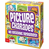 Outset Media Picture Charades for Kids - No Reading Required! - An Imaginative Twist on a Classic Game Now for Young Children