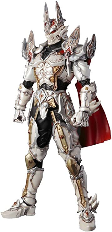 Garo Ultimate Soul White Night Knight Dan Bandai Figure