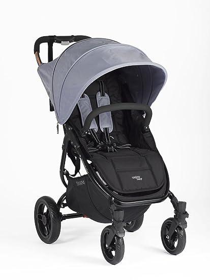 Valco Baby Snap 4 (2017) Cochecito de bebé, plateado/negro ...