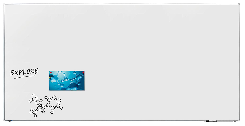 45 x 30 cm e3-Emaille Legamaster 7-101033 Whiteboard Premium Plus