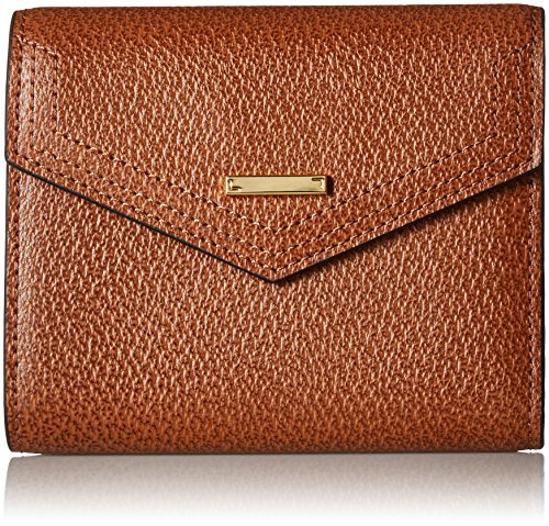 Lodis Stephanie Rfid Under Lock and Key Lana French Purse Wallet, Chestnut, One (French Lock)