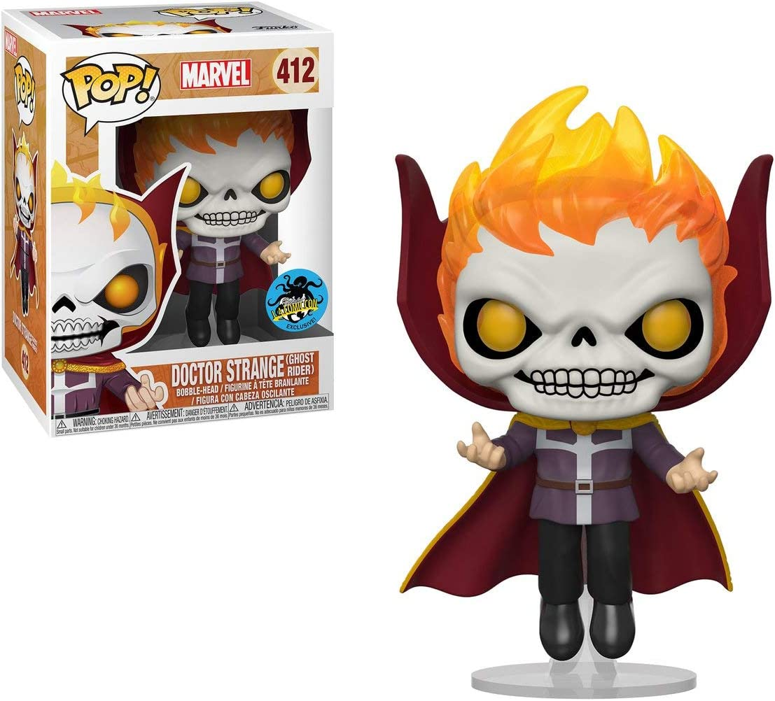 Funko Marvel Idea Regalo, estatuas, collezionabili, Comics, Manga, Serie TV, Multicolor, 34252