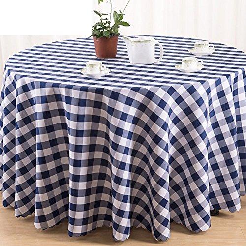 DIDIDD European-Style Western Meal Coffee Table Cloth Table Cloth Simple Table Cloth,E,diameter320cm(126inch) by DIDIDD