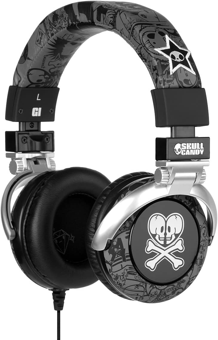 Skullcandy G.I. Tokidoki Over Ear 40 mm Headphones