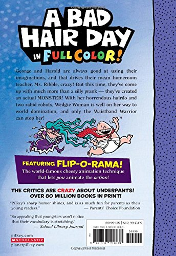 Amazon Com Captain Underpants And The Wrath Of The Wicked Wedgie