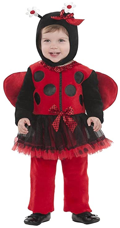 Amscan Costumes USA Bitty Bug - 12-18 Months