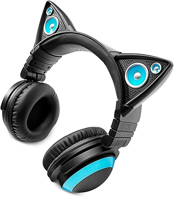 Casque audio oreilles de chat Axent Wear Objet geek Mr