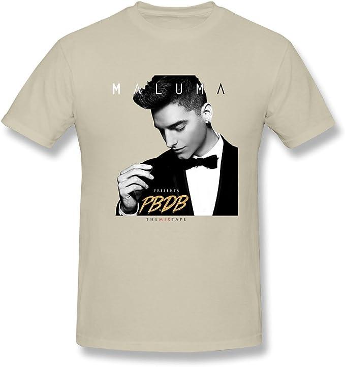 Bless Vanish Mens Maluma Of Punto Final T-shirt: Amazon.es ...