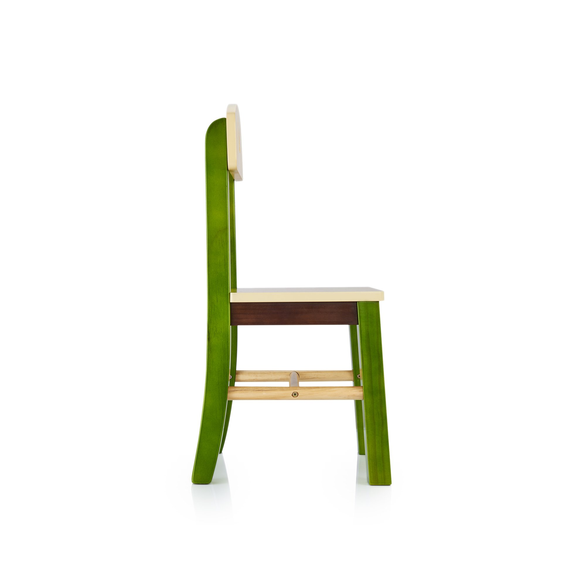 Guidecraft See and Store Extra Chairs Set of 2 - Kids School Furniture by Guidecraft (Image #3)