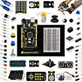 Mega2560 Starter Kit for Arduino 1602LCD Servo LED Relay Motor Encoder+PDF