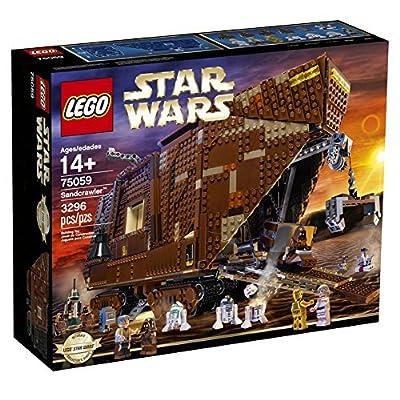 LEGO Star Wars 75059 Sandcrawler: Toys & Games [5Bkhe0502825]