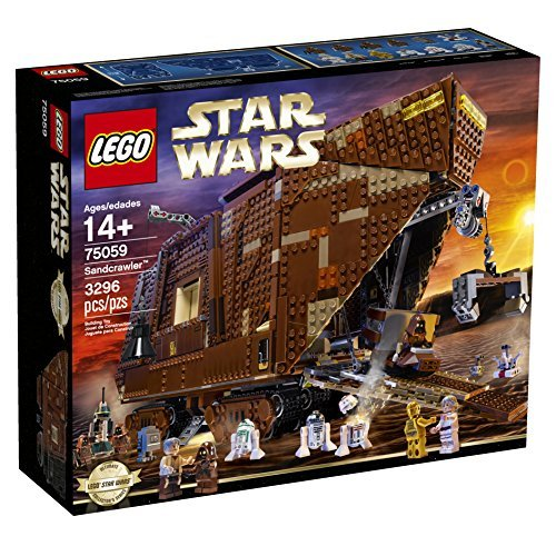 LEGO Star Wars 75059 Sandcrawler, Best Personal Drones and Quadcopters