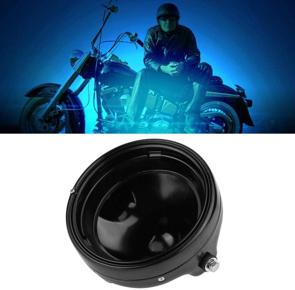 kimiss 7/pouces phares//lumi/ère de moto H4/avec LED pour Sportster xl883/xl1200/2004/ /2014/ faro