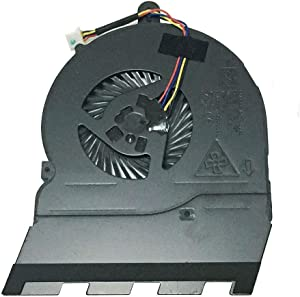 PYDDIN New Laptop CPU Cooling Fan Cooler for Dell inspiron 15G 5565 5567 17-5000 17-5767 Series p66f 0789DY (4 pins)