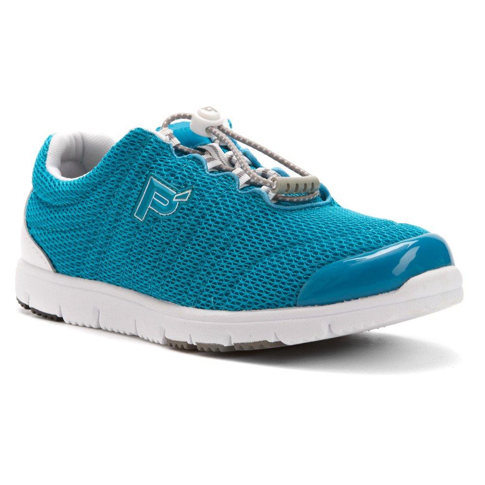 Propet Women's Travelwalker II Shoe B008K8536K 6 B(M) US Turquoise Mesh