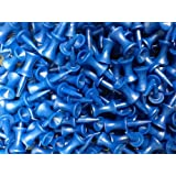 Great Value - 100 x BLUE Castle Golf Tees