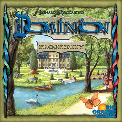 Rio Grande Games Dominion Prosperity