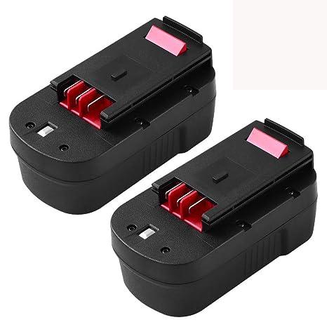 Amazon.com: Batería de 3,6 Ah Ni-Mh HPB18 para Black and ...