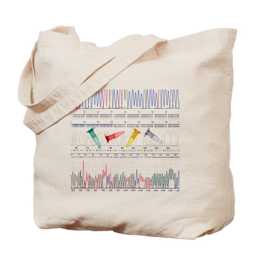 CafePress – DNA解析 – ナチュラルキャンバストートバッグ、布ショッピングバッグ B01LOR1Q0A
