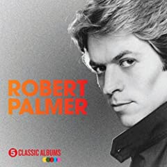 Five CD set containing a quintet of classic studio albums packaged together in a slim line slipcase. Includes the albums Sneakin' Sally Through The Alley, Pressure Drop, Secrets, Clues and Riptide. Robert Palmer won a number of awards through...