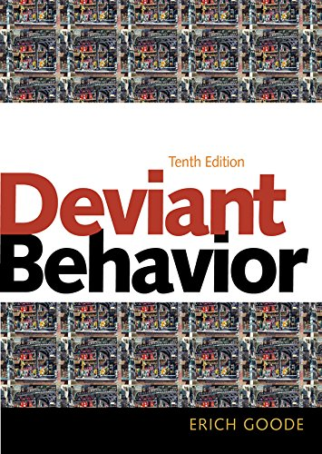 Deviant Behavior Pdf