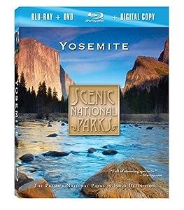 Scenic National Parks: Yosemite Combo Pack [Blu-ray]
