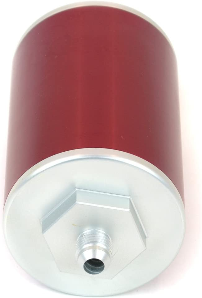 4 Inline with-6AN Port Canton Racing 25-904 cm Fuel Filter
