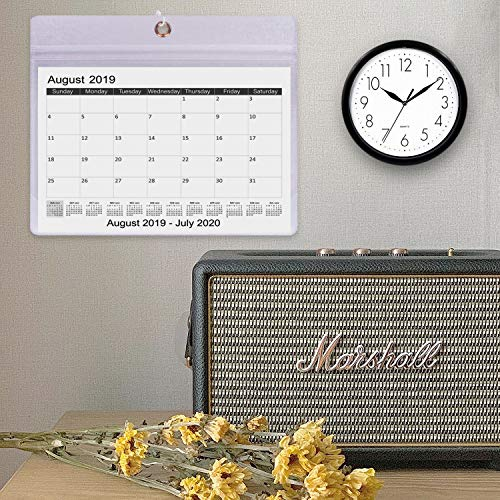 Amazon.com: Desk Calendar 2019 - Ago 2019 - Julio 2020 ...