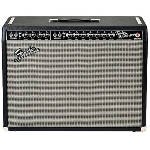 Fender '65 Twin Reverb 85-Watt 2x12-Inch Guitar Combo Amp