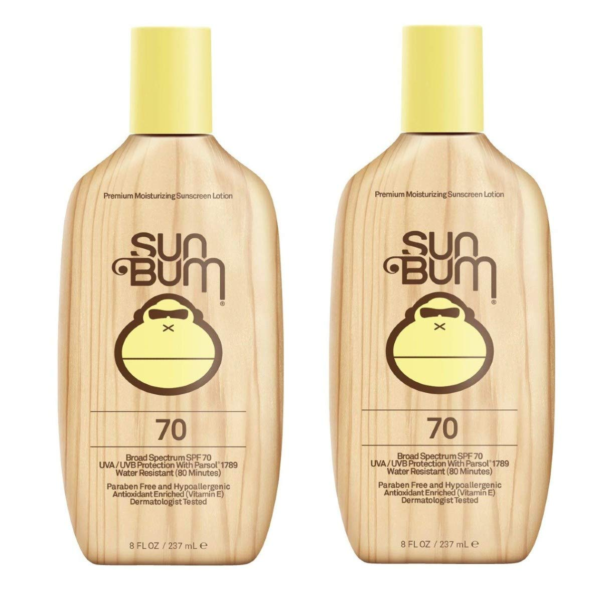 The Sun Bum Original Moisturizing Sunscreen Lotion travel product recommended by Kelsey Duran on Lifney.