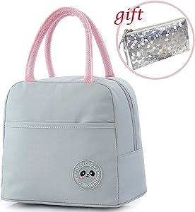 Free BIRETDA Insulated Lunch bags for Women & Men