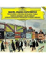 Ravel: Piano Concertos; Menuet Antique; Le Tombeau de Couperin; Fanfare