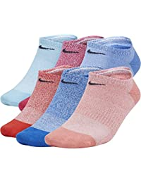 Women's Everyday Lightweight No-Show Socks (6 Pairs)
