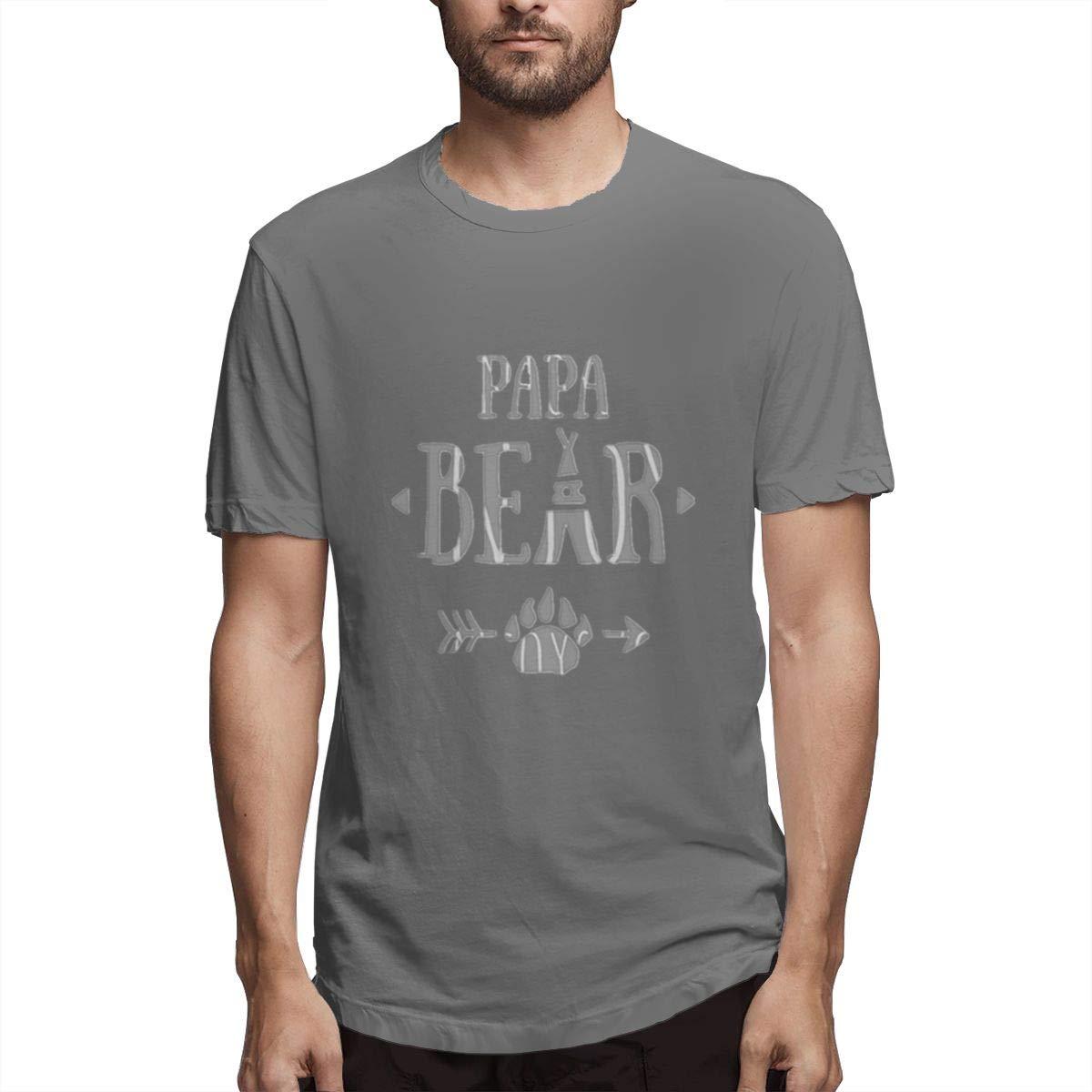 Nutmix S Papa Bear Ts Shirts