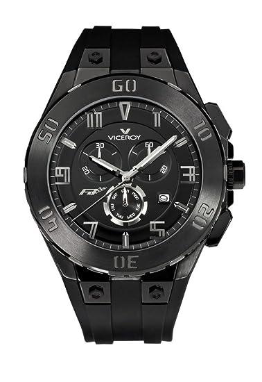 Reloj Viceroy Fernando Alonso 47677-99 Hombre Negro