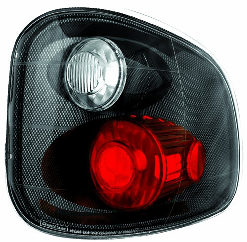 IPCW CWT-CE501FCF Crystal Eyes Carbon Fiber Tail Lamp - Pair - Eye Tail Light Carbon Fiber