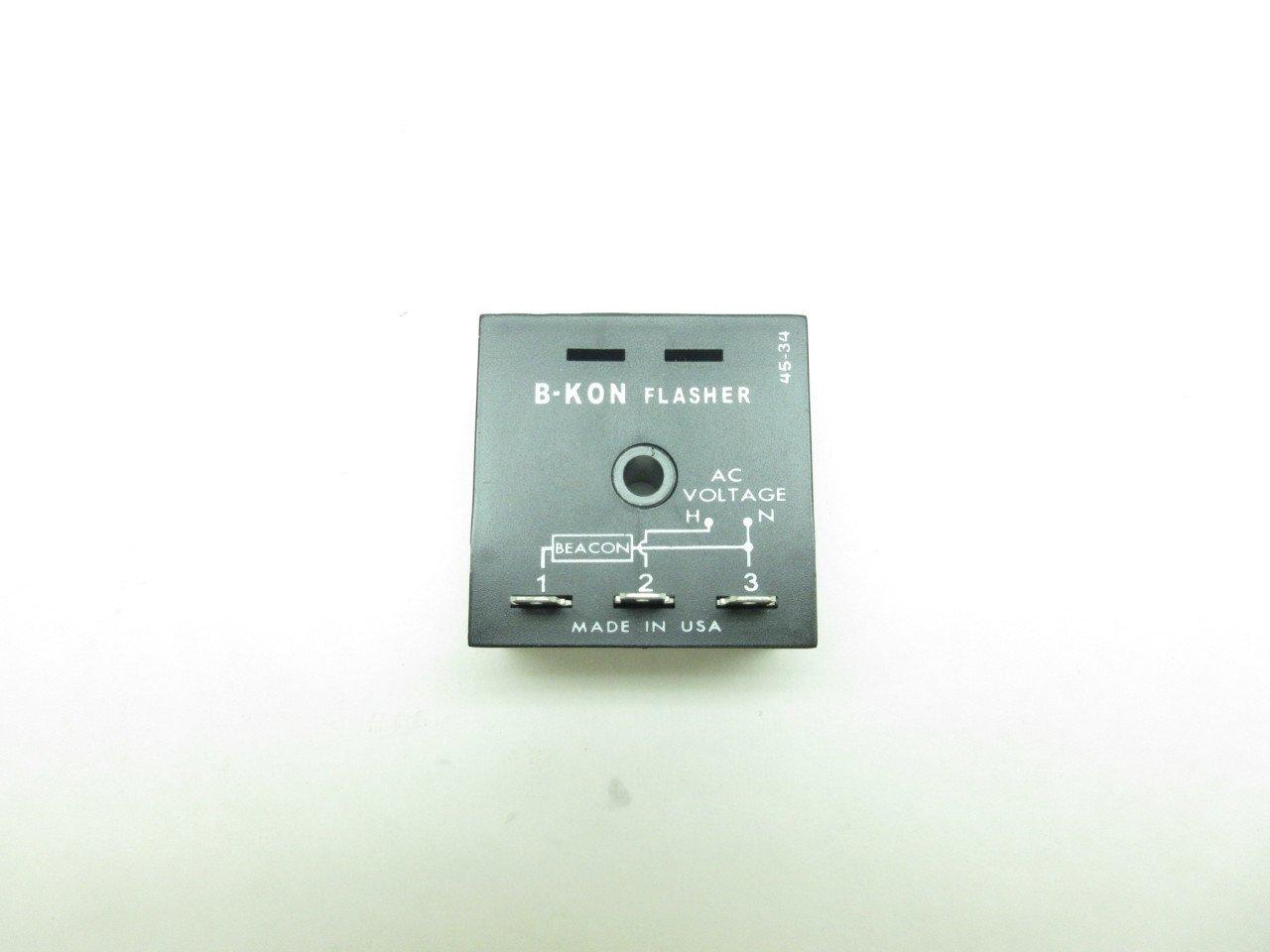 120v Flasher Simple Ac Light Bulb Abb Kon Beacon Tower Ssac Relay Industrial Scientific 1280x960